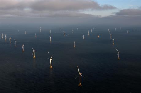 Nordsee Ost uses 48 Senvion 6MW turbines