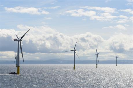 RWE's 576MW Gwynt y Mor has been officially inaugurated