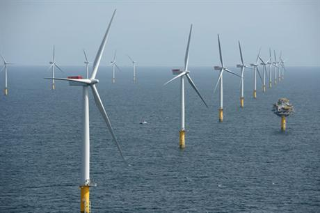 Statkraft is a co-developer of the 317MW Sheringham Shoal project in the North Sea