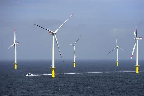 The project will be made up of Siemens 3.6MW turbines