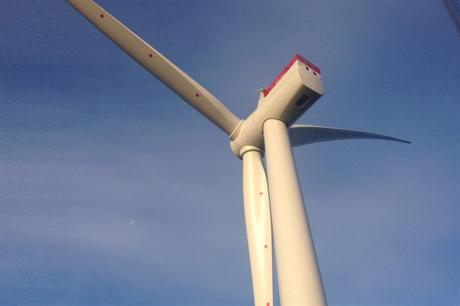 Westermost Rough uses Siemens 6MW turbines