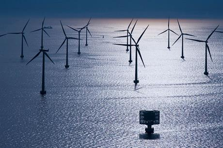 Existing capacity…The 110MW Lillgrund project is one of five operating offshore wind farms in Sweden (pic: Siemens)
