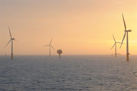 Statkraft owns part of the 312MW Sheringham Shoal project, commissioned in 2012