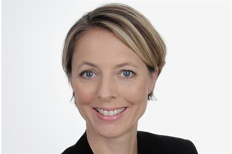 Trine Borum Bojsen, managing director of Dong Energy in German