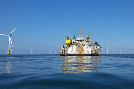 VBMS will install inter-array cables at RWE's 336MW Galloper project