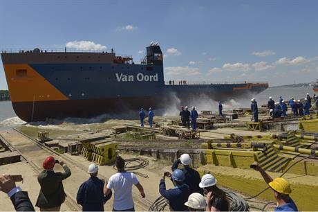 Van Oord was handed the Gemini EPC contract in May