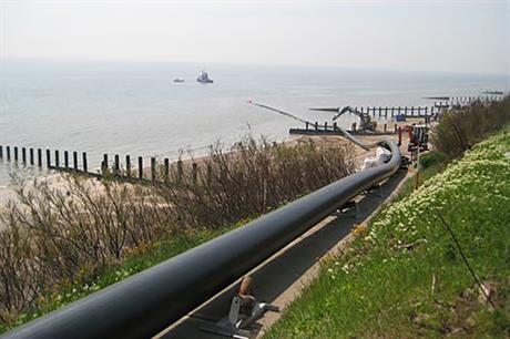 VolkaInfra assisted on the connection of Dong's Gunfleet Sands project