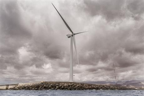 Gamesa's G128-5MW breaks the Spanish record for monthly output