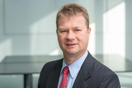 RWE Innogy CEO Hans Bunting announced the cuts to renewables spending