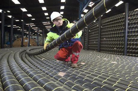 JDR will supply inter-array cables for Sandbank