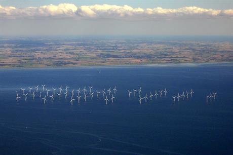 Offshore wind in the northern seas could generate over 8% of Europe's electricity by 2030