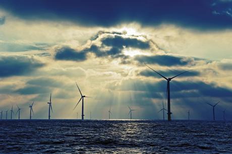 The 630MW London Array wind farm
