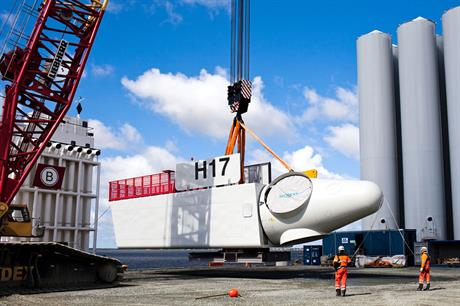 Offshore sector has come along way in its first ten years (pic:Siemens)