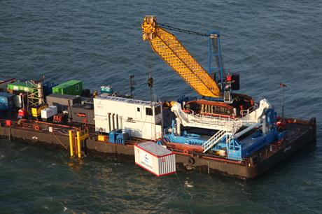 Wave compensation technology aims to enable working despite sea motion