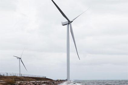 The project will use Siemens 3.6MW turbine