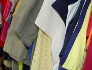 Charity clothing collections under scrutiny