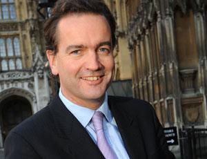 Minister for Civil Society Nick Hurd