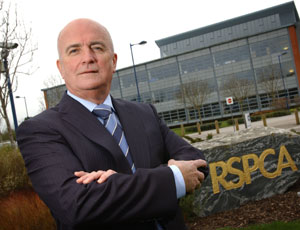Mark Watts, chief executive, RSPCA