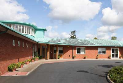 Acorns hospice, Worcester