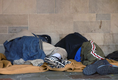 Single Homeless Project