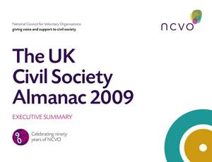 NCVO Civil Society Almanac 2009