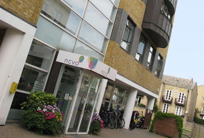 Office move: Acevo is due to move into the same building as the NCVO