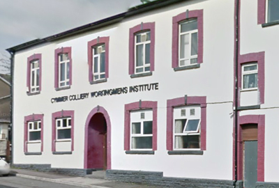 Cymmer Workmen's Hall and Institute
