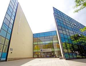 The Petchey Academy, London: Picture by Alex Deverill