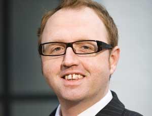 Peter O'Hara, managing director of Workplace Giving UK