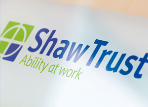 Shaw Trust: expansion plans put on hold