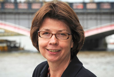 Caroline Slocock
