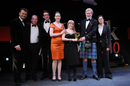 PRWeek Awards: last year's ceremony