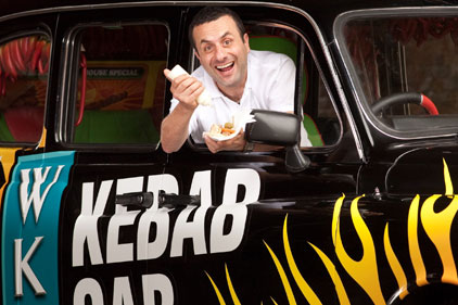 WKD: 'Kebab Cab' to feature in new campaign