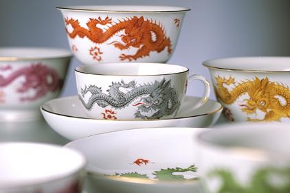Meissen: Exclusive china maker looking for overseas sales