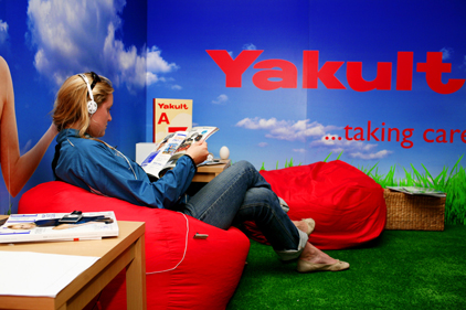 Yakult: Push to healthcare professionals