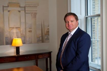 Tim Fallon: managing partner, College Group (photo by Alex Deverhill)