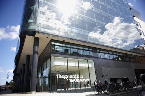 Guardian Media Group: London HQ