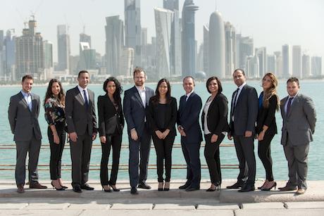 Blue Rubicon Qatar: based in Doha