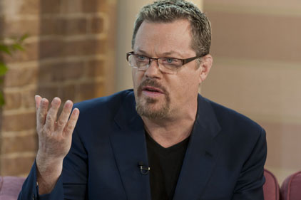 Celebrity endorsement: Eddie Izzard backed the Yes campaign