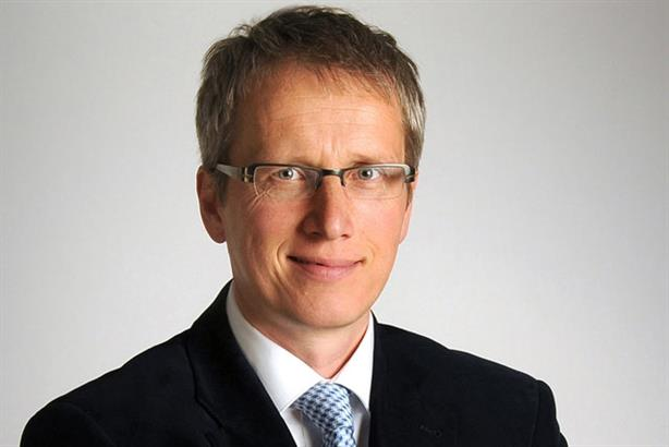 Wolfgang Lang: will join Grayling Germany on 1 May