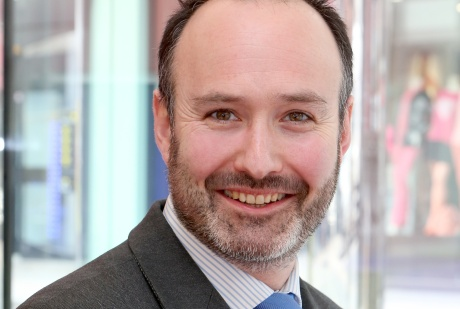 Rupert Gowrley: soon to be Bupa UK government affairs and sustainability director