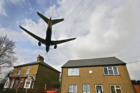 Plane speaking: Heathrow campaigning group under scrutiny (Picture credit: Getty Images)