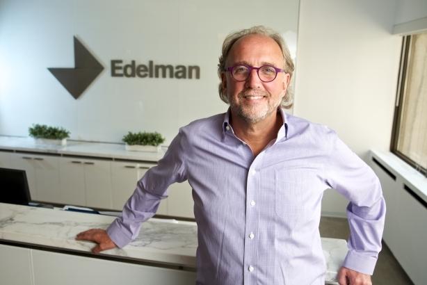 John Clinton, CEO, Edelman Canada