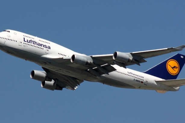 Lufthansa and other airlines have temporarily halted flights to Israel.
