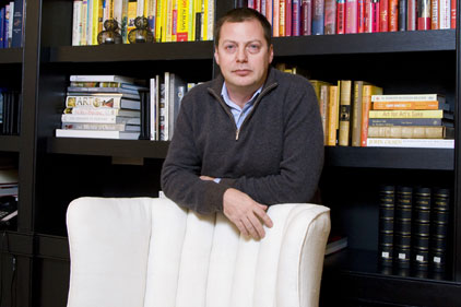 Matthew Freud: backed the launch of Pitch in 2002
