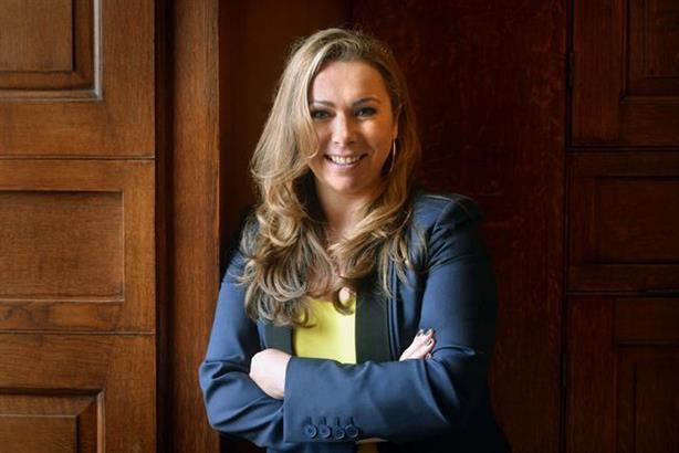 Holly Tucker: co-founder, notonthehighstreet.com