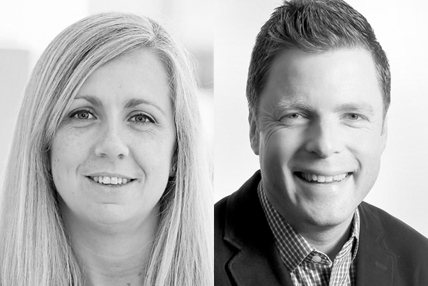 Joint work: MHP's head of health Rachel Rowson and director Con Franklin will lead the account