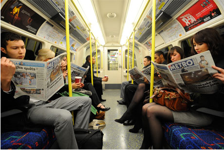 Tube strike: not smooth running for most of London today