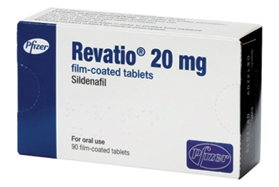 Sildenafil is one of only two PDE5 inhibitors licensed for PAH.
