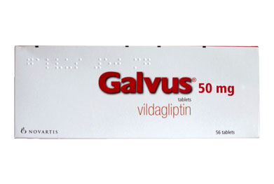 Galvus as monotherapy now an option in type II diabetes